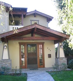 Arts And Crafts Home Architecture And Design Features