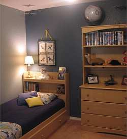 Boys Room Themes & Decorating Ideas | RafterTales | Home Improvement