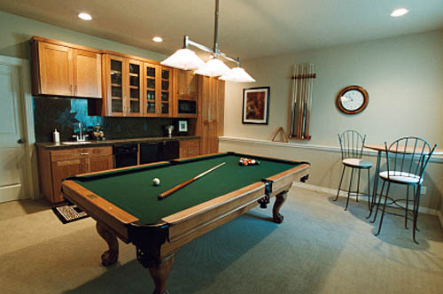 Delightful Game Room Decorating Ideas | RafterTales | Home Improvement Made Easy Good Ideas