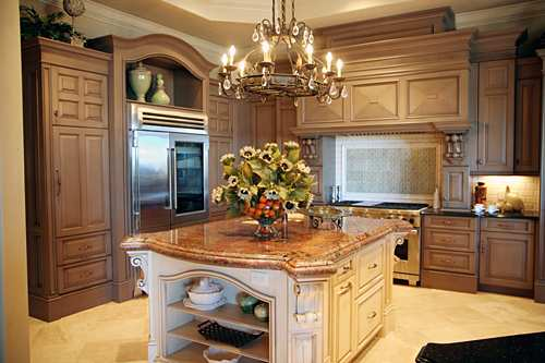 Kitchen design trends raftertales home improvement for Kitchen cabinets that look like furniture