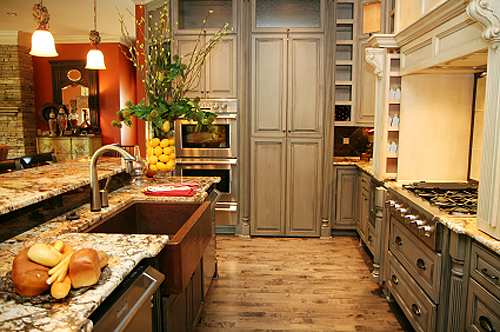 Seven tips for diy kitchen remodeling raftertales home for Tuscan kitchen ideas on a budget