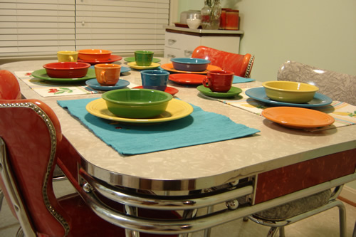 Retro Kitchen Decor | RafterTales | Home Improvement Made Easy