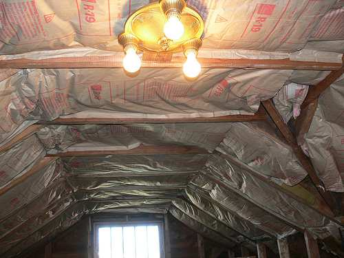 Your Home S R Value Attic Insulation Do It Yourself
