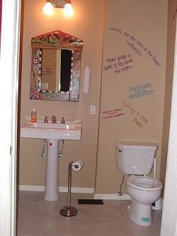 teen-bathroom-fun-design Teenage Bathroom Design Ideas on teenage girls closets, teenage girls bedding, living room decorating ideas, teenage boy bedroom, teenage bedroom themes for girls, teenage rooms,
