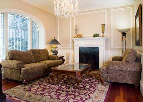 Victorian furniture ideas raftertales home improvement - Modern victorian living room ...